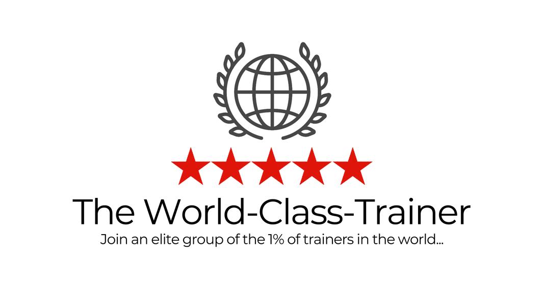 The World Class Trainer Program