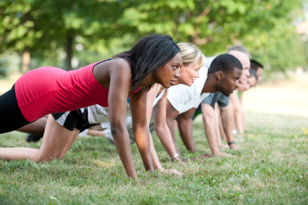 How to Make Group Personal Training Profitable