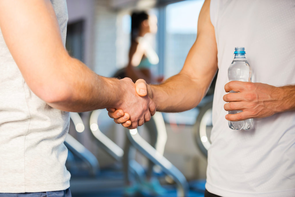 personal training sales